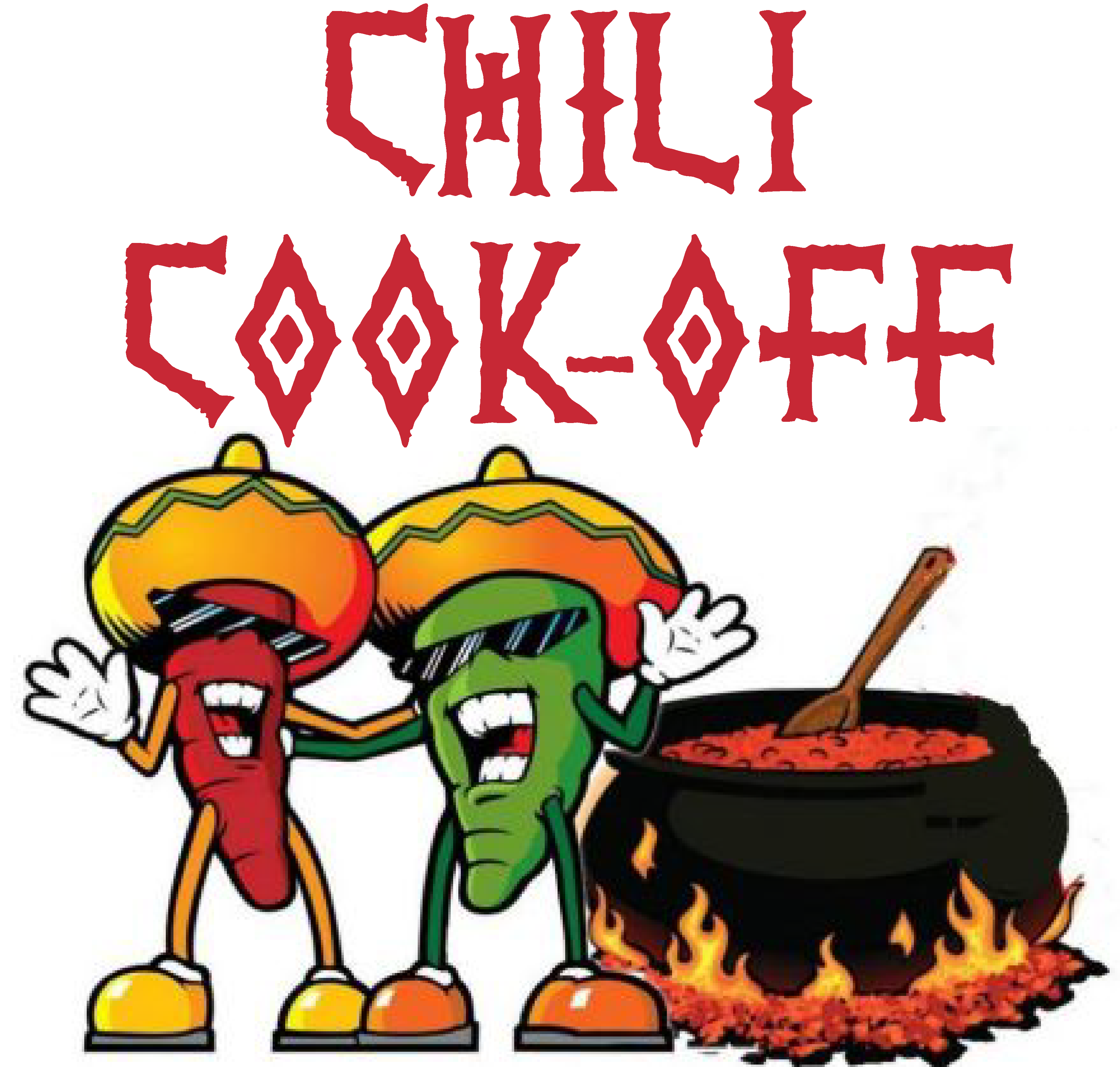 CHILI COOK OFF Banner Sign NEW Larger Size Best Quality for The $$$ Competition